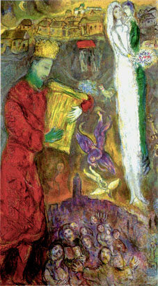 Picture by Marc Chagall